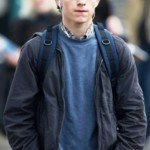 peter parker spiderman homecoming grey jacket