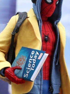 spiderman 3 yellow coat