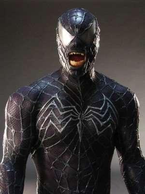 Venom Spiderman 3 Jacket