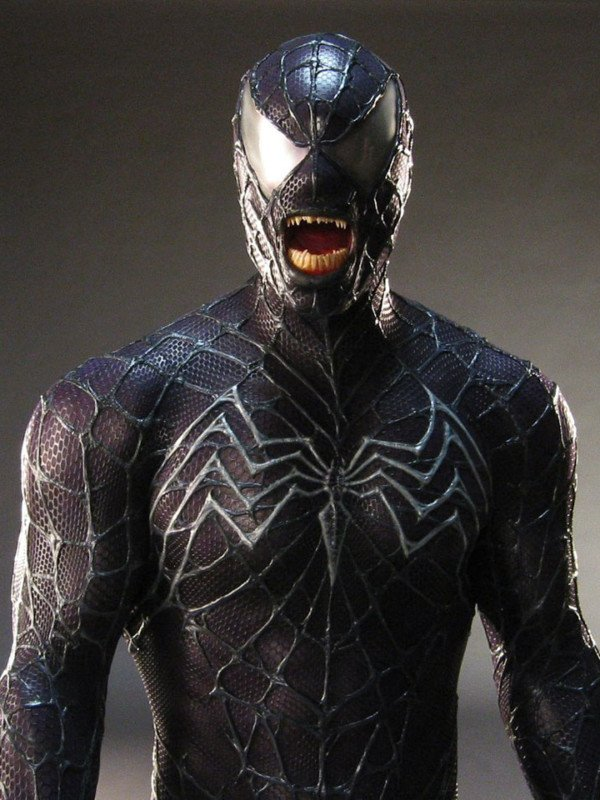 spiderman homecomig venom jacket