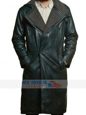 Officer K 2049 coat