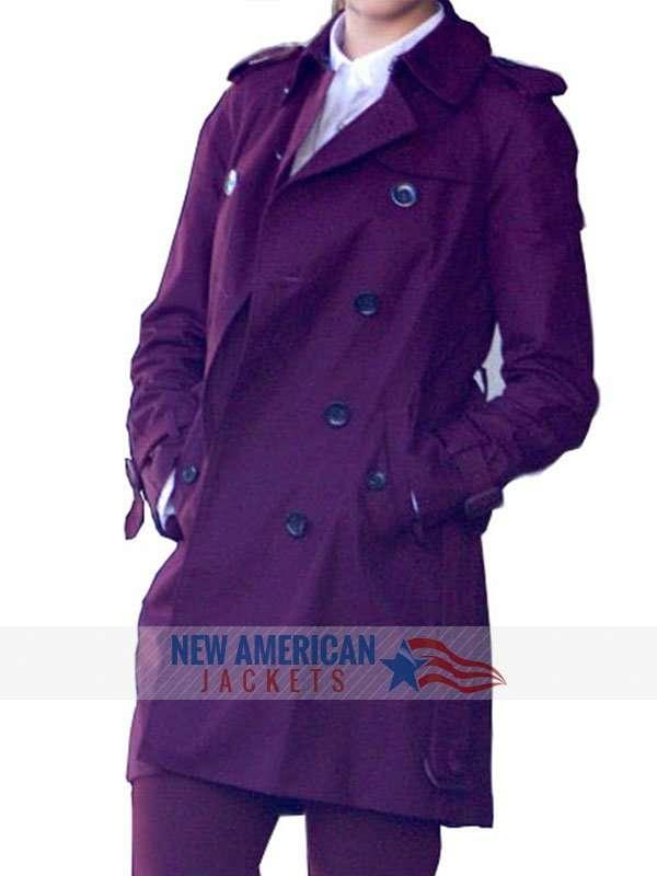 Eiza Gonzalez Darling Coat