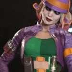 Harley Quinn Purple Jacket