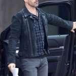 Jon Hamm Baby Driver Jacket