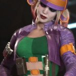 Purple Harley Quinn Jacket