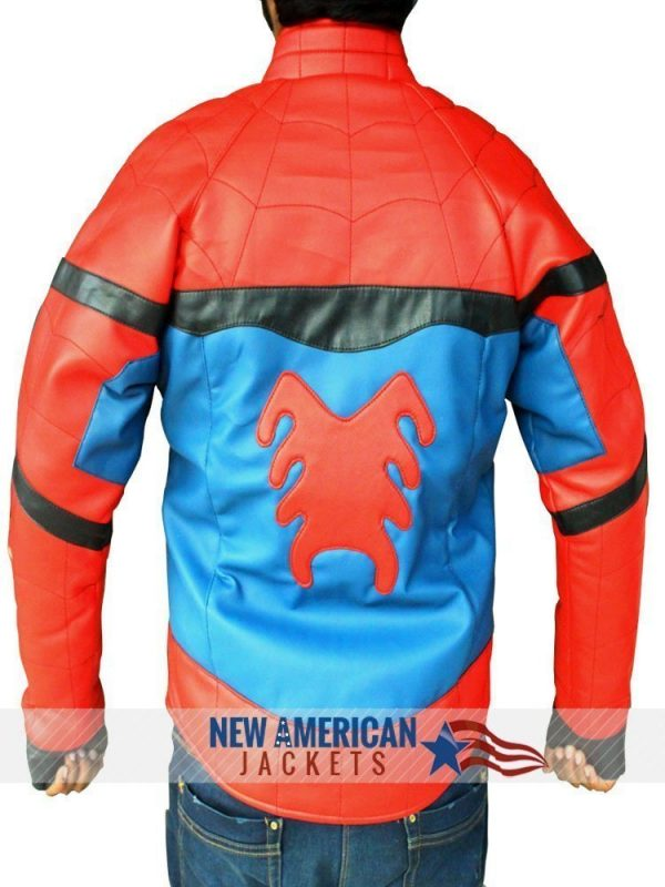 super man homecoming costume jacket