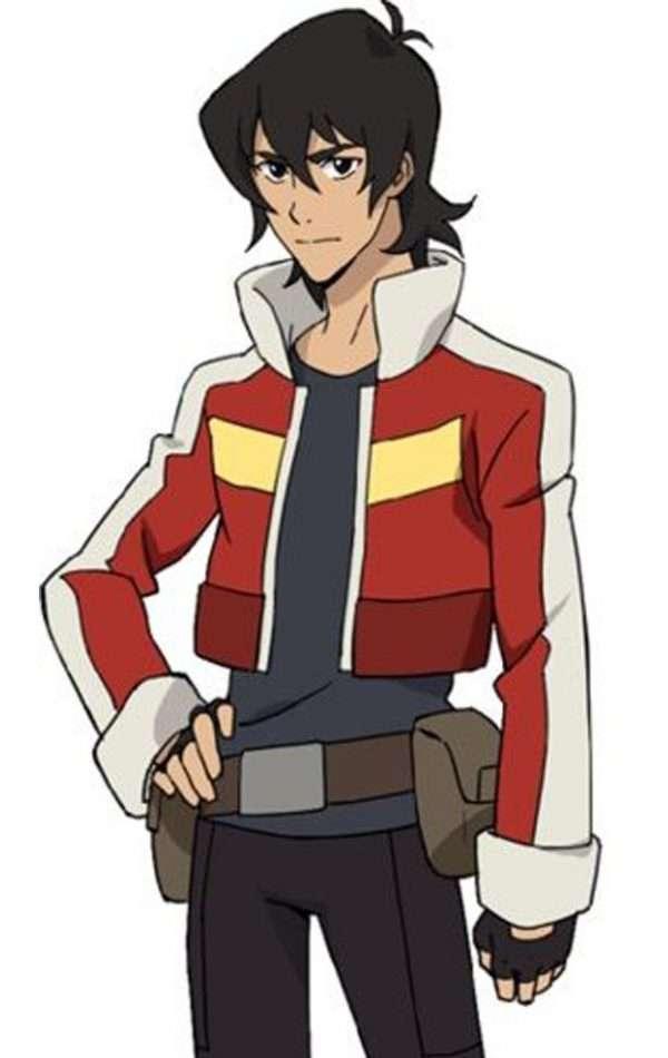 voltron keith jacket