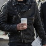 American Assassin Ghost Leather Jacket