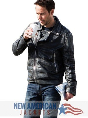 Taylor Kitsch jacket