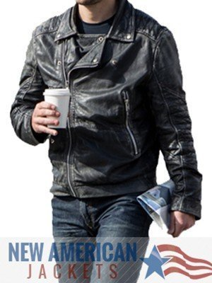 American Assassin The Ghost Leather Jacket