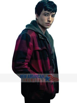 Justice League Barry Allen Jacket