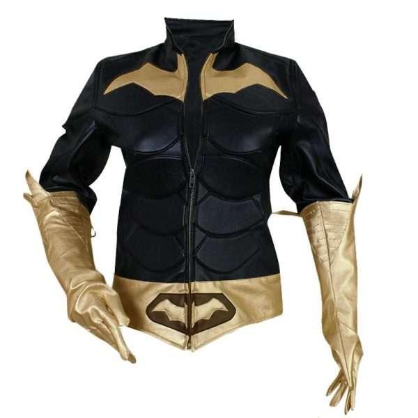 Batman Arkham Knight Batgirl Jacket