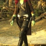 Gamora jacket