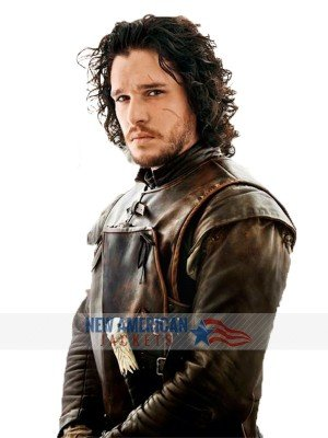 Jon Snow game of Thrones jacket