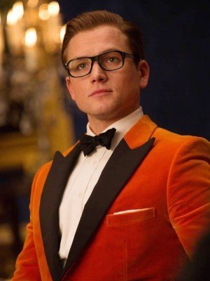 Kingsman Orange Coat