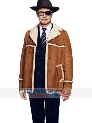 The Golden Circle Harry Hart Coat