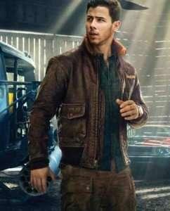 Nick Jonas Jumanji Welcome to the Jungle Jacket