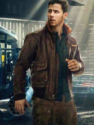Nick Jonas Jumanji Jacket