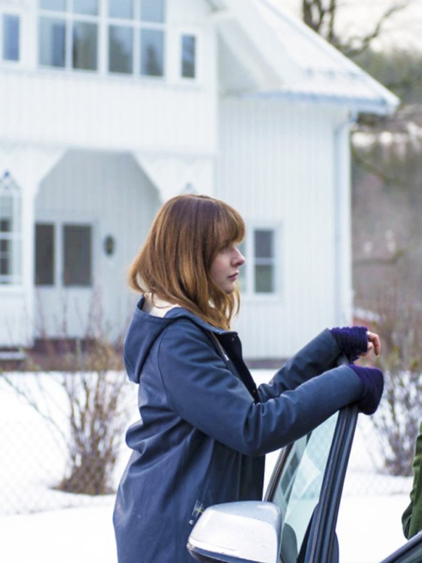 Rebecca Ferguson The Snowman Hoodie