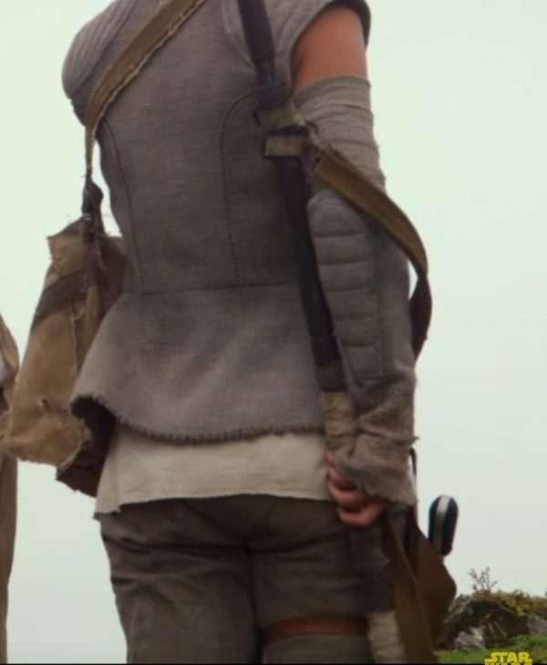 Rey Vest from Star Wars The Last Jedi