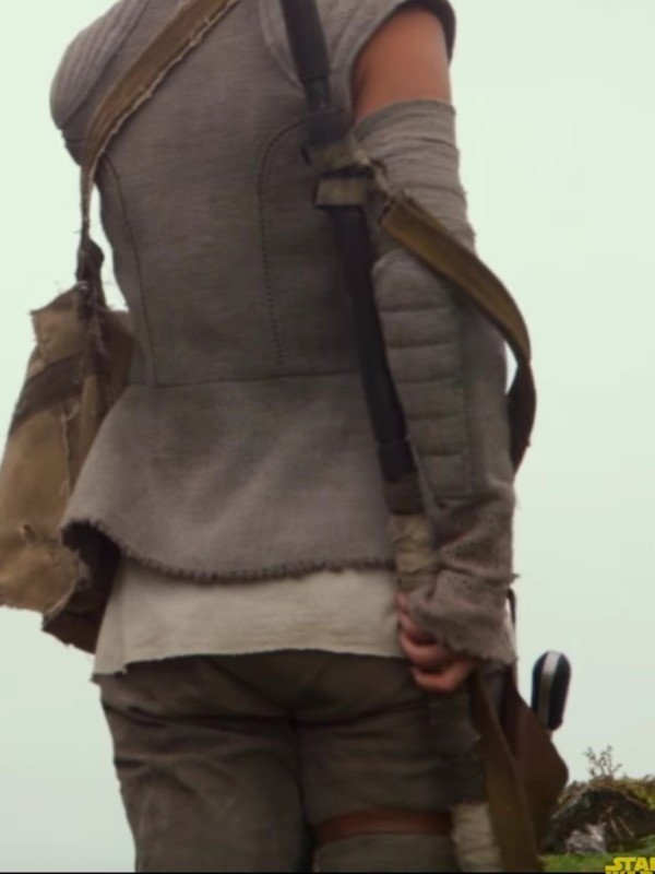 Rey Vest from Star Wars The Last Jedi