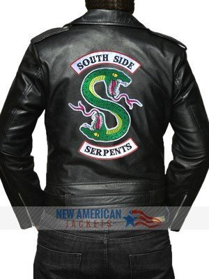 Jughead Serpents Jacket