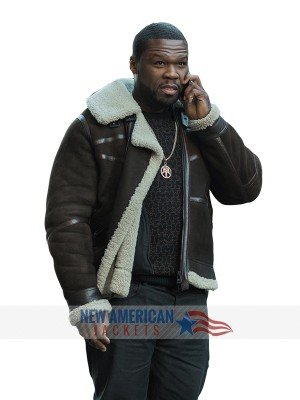 Power 50 Cent Jacket