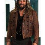 Aquaman Leather Jacket
