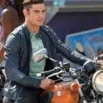 Baywatch Zac Efron Leather Jacket