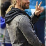 Chris Hemsworth Denim Jacket