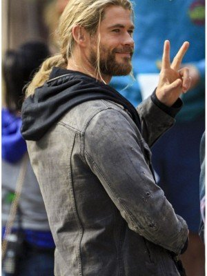 Thor Ragnarok Chris Hemsworth Jacket
