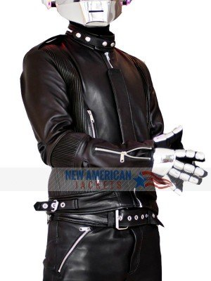 Daft Punk leather jackett