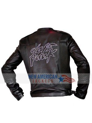 Daft Punk Electroma Leather Jacket