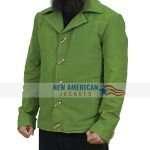 Django Unchained Green Jacket