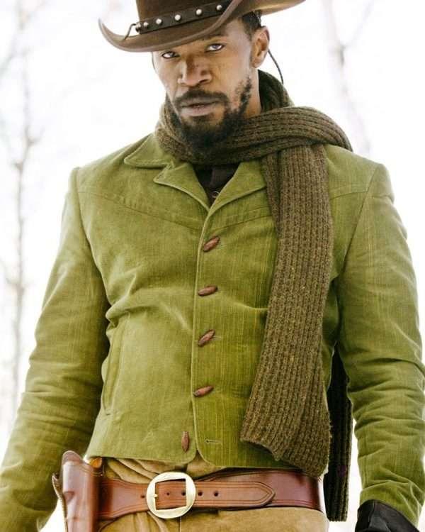 Jamie Foxx Django Jacket
