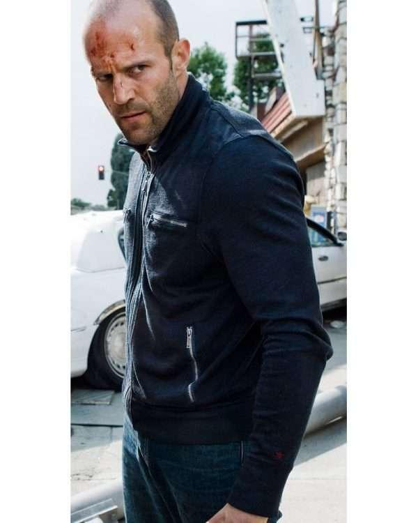 Jason Statham Jacket