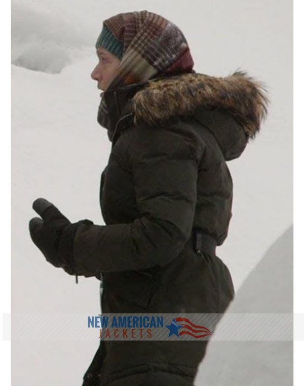 Kate Winslet Coat