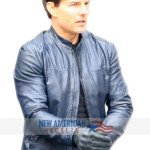 Mission Impossible 6 Leather Jacket