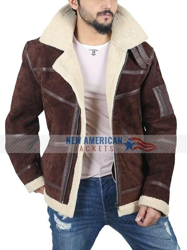 Power Series 50 Cent fur Jacket