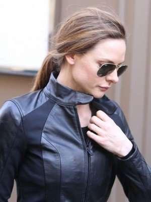 Rebecca Ferguson Blak Jacket