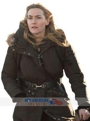 The Mountain Between Us Kate Winslet Coat
