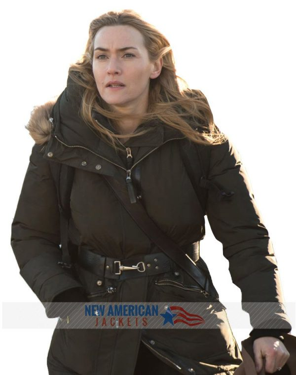 The Mountain Between Us Kate Winslet Coat
