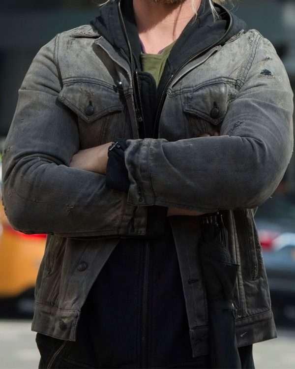 Thor Ragnarok Denim Jacket