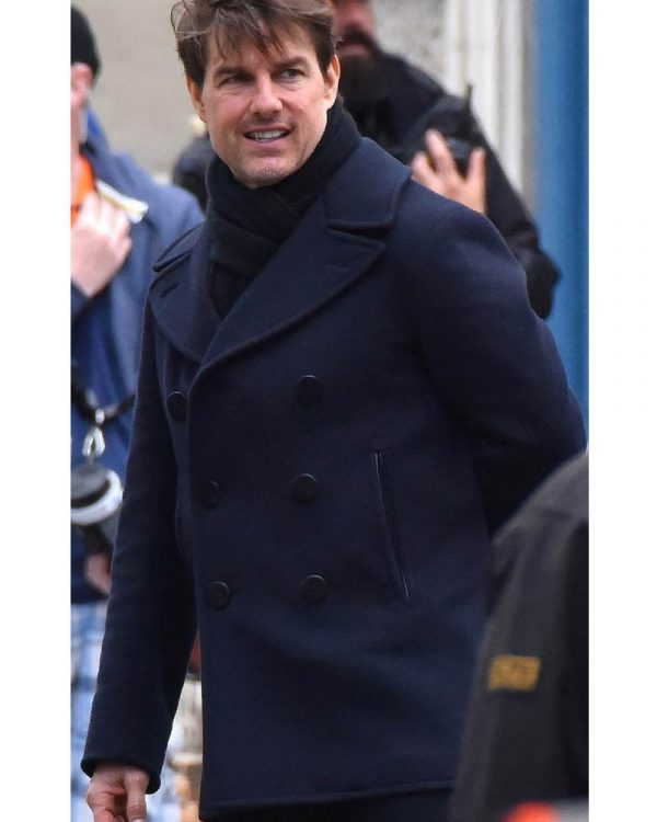 Tom Cruise Mission Impossible 6 Wool Coat