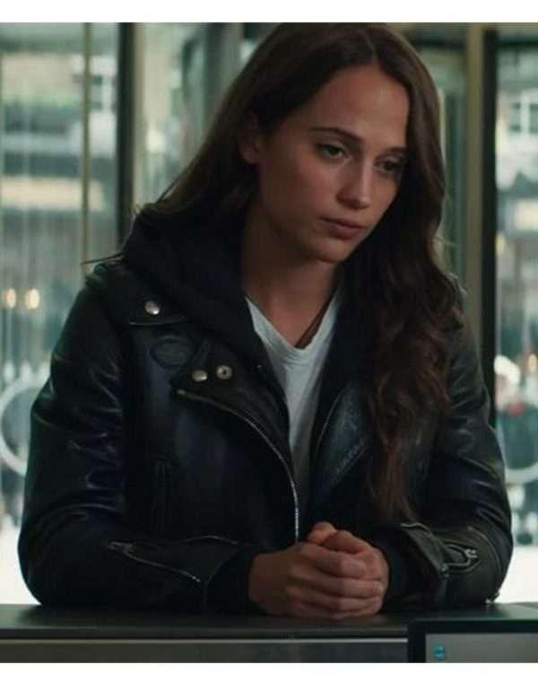 Tomb Raider 2018 Leather Jacket