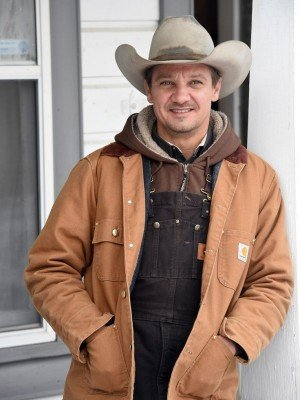 Wind River Jeremy Renner Jacket