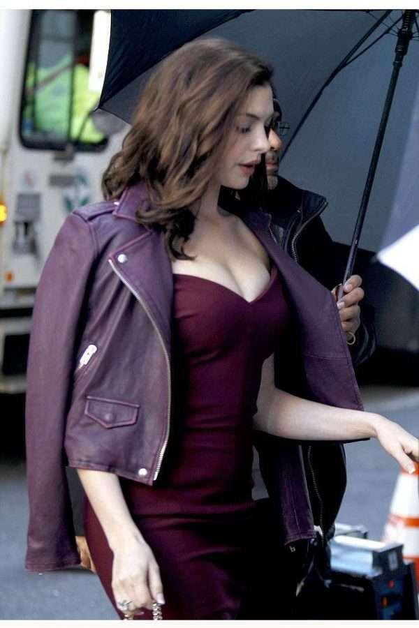 daphne kluger leather jacket