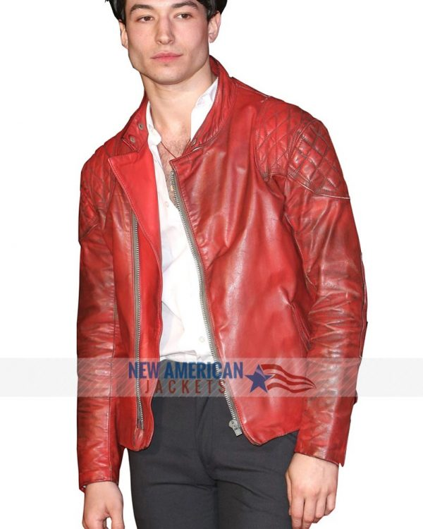 ezra millar leather jacket
