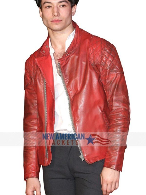 ezra millar leather jacket