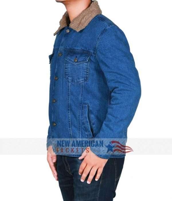 Love Simon sherpa jacket